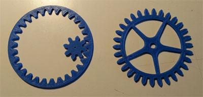 DelphUSA Gear Wheel Designer